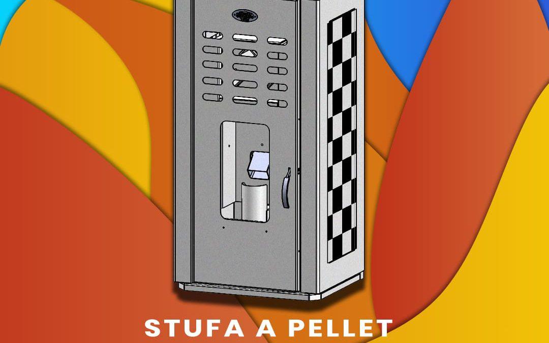 Stufa a Pellet Kompak